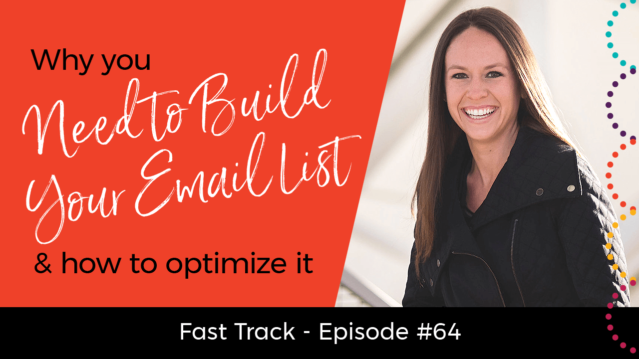 Why You Need to Build Your Email List and How to Optimize It