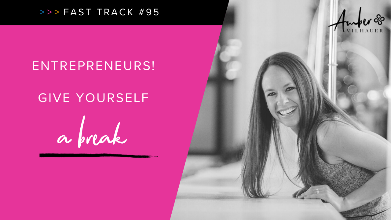 prevent entrepreneur burnout and give yourself a break